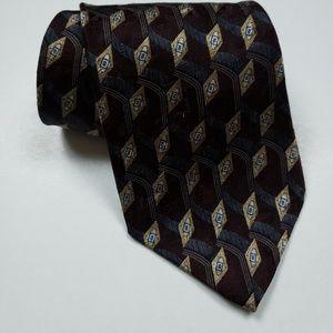 Presswick & Moore Mens Dress Tie